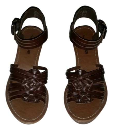 american eagle sandals american eagle outfitters brown sandals on tradesy 12377