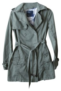 American Eagle Outfitters Trench Coat