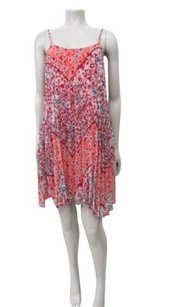 American Rag short dress Multi-Color Cie Trapeze Macys Egret Combo Pheonix on Tradesy