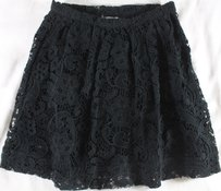 34 American Black Retro Ss Skirt