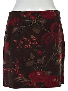 Ann Taylor Petite Womens Skirt Multi-Color