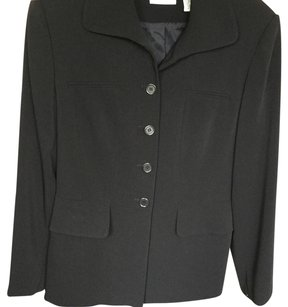 Ann Taylor Fitted Black Jacket