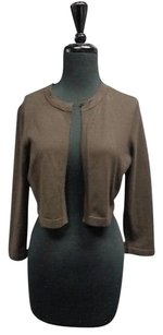 Ann Taylor Cropped Cardigan Wool Blend Sma4024 Sweater