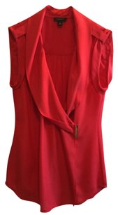 Ann Taylor Top True Red