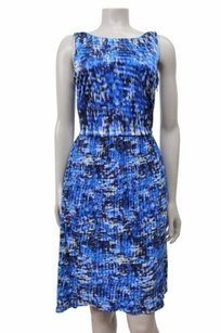 Ann Taylor Tie Dye Sheath Dress