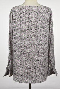 Ann Taylor Womens Top Black