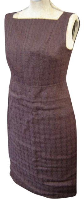 Preload https://item2.tradesy.com/images/anna-molinari-brown-italy-wool-us10-euro44-msrp-new-mid-length-cocktail-dress-size-10-m-387006-0-0.jpg?width=400&height=650
