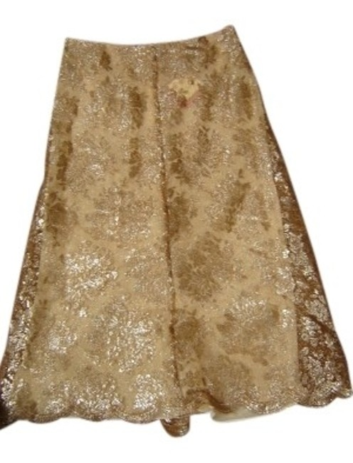 Preload https://item2.tradesy.com/images/anna-molinari-gold-molinarigoldlacefashion-maxi-skirt-size-8-m-29-30-95371-0-0.jpg?width=400&height=650