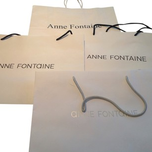 Anne Fonatine 4 Anne Fontaine shopping bag