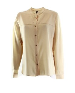 Anne Klein 10512458 Button Down Shirt Top