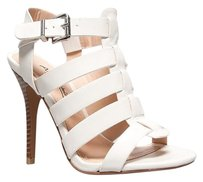 Anne Michelle White Sandals