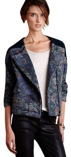 Anthropologie Comfy Soft Zip Front Motorcycle Jacket
