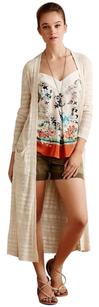 Anthropologie Early Sun Cardigan By Moth Sweater