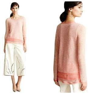 Anthropologie Irina Pullover By Knitted Sweater