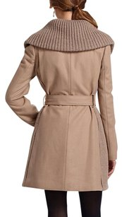 Anthropologie Jackie-o Stretch Side Panels Trench Coat