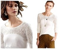 Anthropologie Nettie Pullover Sweater