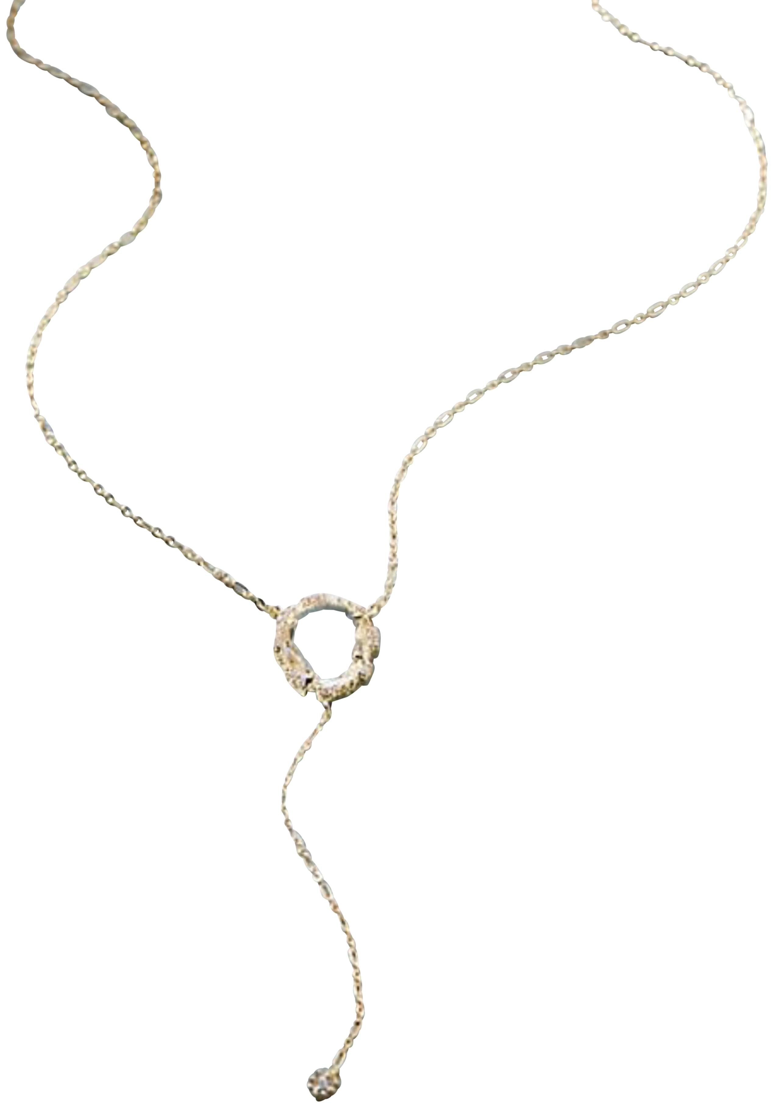 Anthropologie Revival Y-Necklace RthQt