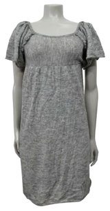 Anthropologie short dress Gray Moth on Tradesy