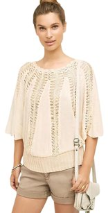 Anthropologie Top ivory