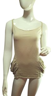 Anzevino and florence Top Cream/beige