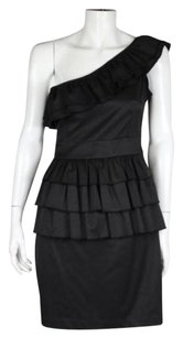 Arden B. Womens Sheath Above Knee Formal One Party Dress