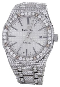 Audemars Piguet Audemars Piguet Royal Oak 41mm Diamond Watch