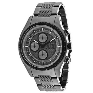 A|X Armani Exchange Armani Exchange Ax1606 Mens Watch Gunmetal -