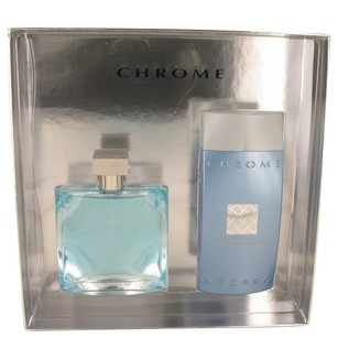 Azzaro Azzaro Chrome By Azzaro Gift Set