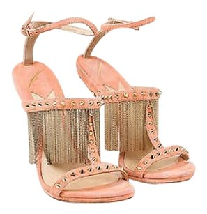 B Brian Atwood Pink Sandals