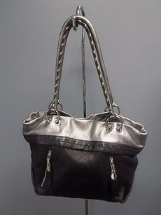 B. Makowsky Leather Casual W Dustbag B3507 Shoulder Bag