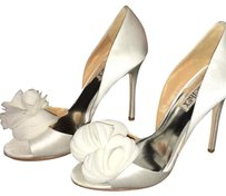 Badgley Mischka Bride Bridal Pump Formal
