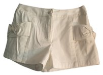 Badgley Mischka Shorts White