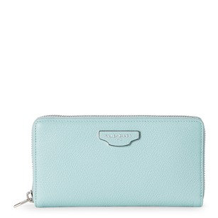 Balenciaga Mint Large Accordion Wallet