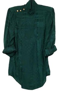Balmain x H&M Hm Womens Top Green