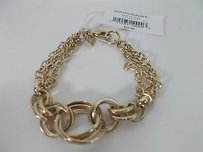Banana Republic Banana Republic Gold Knotted Bracelet