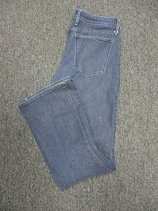 Banana Republic Blue Dark Boot Cut Jeans