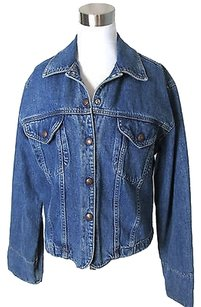 Banana Republic Vintage Jean Cinch Womens Jean Jacket
