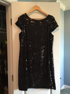 Banana Republic Sequin Cocktail Dress