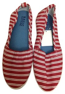 Basic Editions Red\White Flats