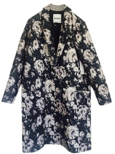 BB Dakota Floral Duster Coat