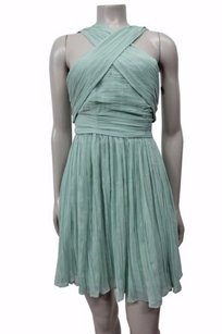 BB Dakota short dress mint green Kiefer on Tradesy