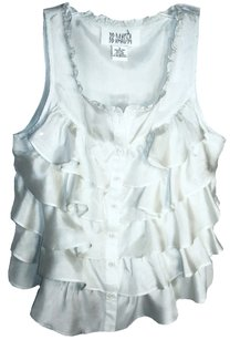 BB Dakota Tiered Ruffle Top