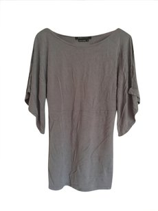BCBG Max Azria Top Pewter