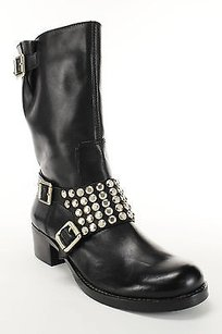 BCBGeneration Solid Womens black Boots