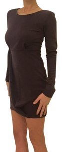 BCBGeneration short dress Plum Longsleeve on Tradesy