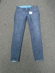BCBGeneration Wash Casual Low Skinny Jeans