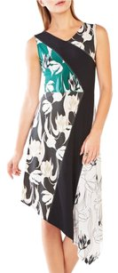 BCBGMAXAZRIA short dress Multi Combo on Tradesy