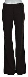 BCBGMAXAZRIA Womens Dress Solid Career Trousers Pants