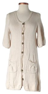 BCBGMAXAZRIA Full Length Knit Cardigan