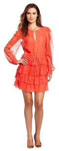 BCBGMAXAZRIA Pietra Lace Dress